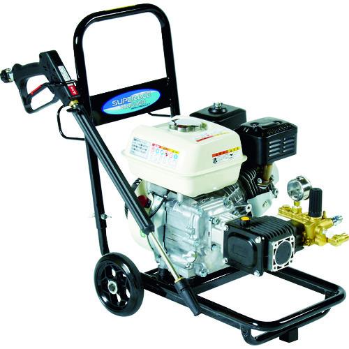 ■スーパー工業 エンジン式高圧洗浄機SEC-1012-2N〔品番:SEC-1012-2N〕[TR-8345579]【大型・個人宅配送不可】