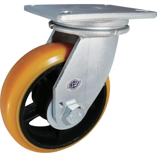 ■ヨドノ 重量用高硬度ウレタン自在車250Φ〔品番:SDUJ250〕[TR-8353149]
