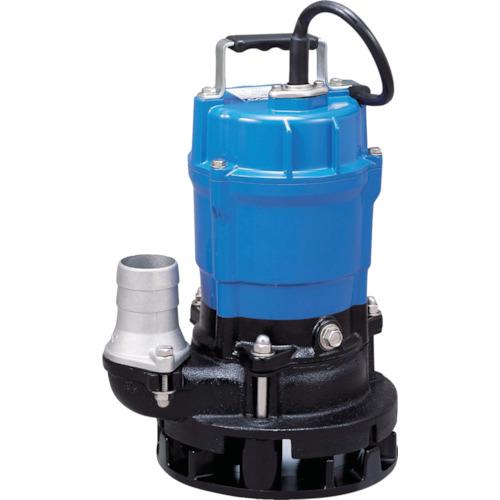 ■ツルミ 一般工事排水用水中ハイスピンポンプ 60HZ〔品番:HSN2.4S〕[TR-8353670]【個人宅配送不可】