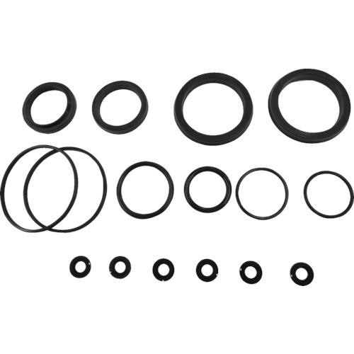 ■TAIYO 油圧シリンダ用メンテナンスパーツ 適合シリンダ内径:Φ80 (フッ素ゴム・標準形用)〔品番:NH8/PKS3-080C〕[TR-8354845]