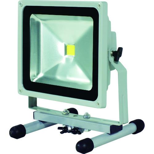 ■日動 LED作業灯 50W 床スタンド式  〔品番:LPR-S50MSH-3ME〕[TR-8357722]