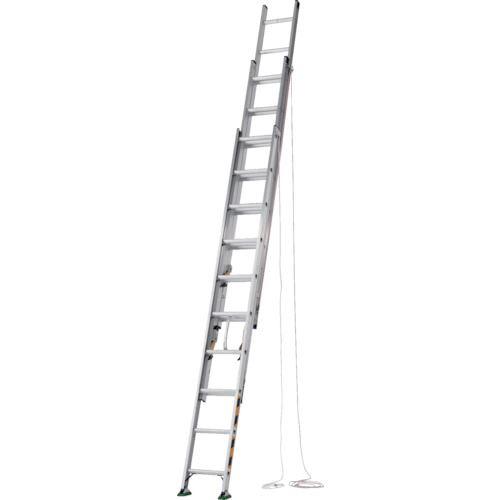 【内祝い】 〔品番:TRN73〕[TR-8357801]【大型・重量物・個人宅配送】:ファーストFACTORY   ?アルインコ 三連梯子TRN-DIY・工具