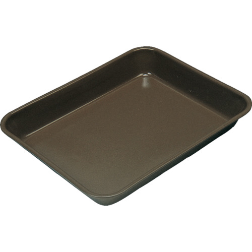 ■フロンケミカル フッ素樹脂コーティング標準バット 標準6 膜厚約50μ〔品番:NR0376-008〕[TR-8358652]