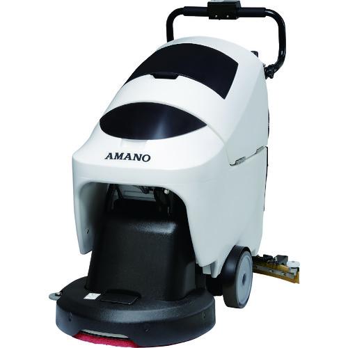 ■アマノ 自走式床洗浄機 クリーンバーニー EG-2a〔品番:EG-2A〕[TR-8362227]【個人宅配送不可】