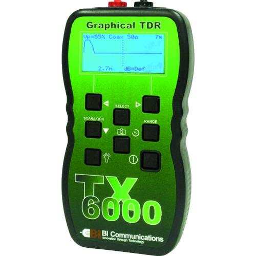 ■グッドマン TDRケーブル測長機TX6000  〔品番:TX6000〕[TR-8362901]