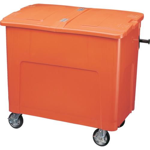 ■積水 リサイクルカートアウトバー0.7 オレンジ  〔品番:RCJ7O〕[TR-8364691]【個人宅配送不可】
