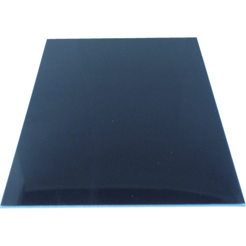 ■アルインコ アルミ複合板 3×2440×1220 ブラック〔品番:CG124-11〕[TR-8366524]【大型・重量物・個人宅配送不可】