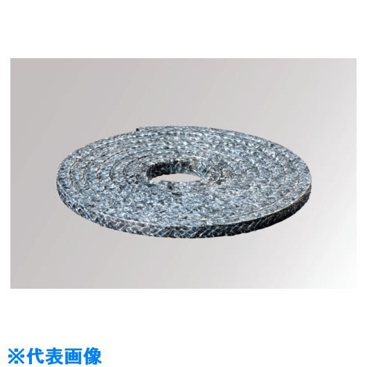 ■Matex 蒸気用定摺動高圧グランドパッキン〔品番:8535-5.0-3M〕[TR-8367250]