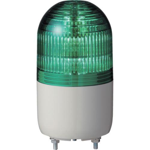 ■シュナイダー アローシリーズ 緑 Φ66 LED表示灯 100V  〔品番:ASSE-100G〕取寄[TR-8370121]