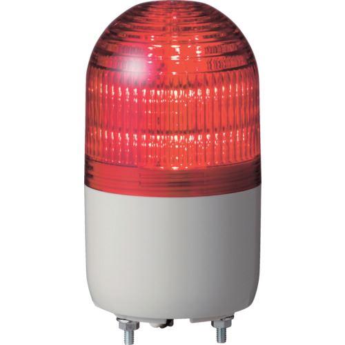 ■シュナイダー アローシリーズ 赤 Φ66 LED表示灯 100V  〔品番:ASSE-100R〕[TR-8370122]
