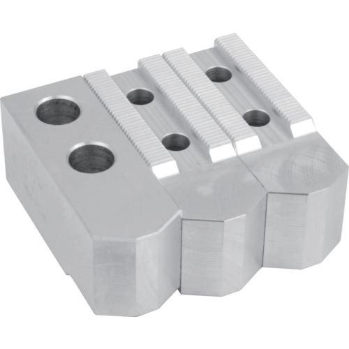 ■ARM 日鋼用アルミ生爪  〔品番:ALHF-6H34〕[TR-8377338]