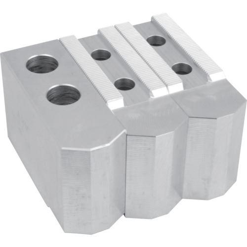 ■ARM 日鋼用アルミ生爪  〔品番:ALHF-8H60〕[TR-8377341]
