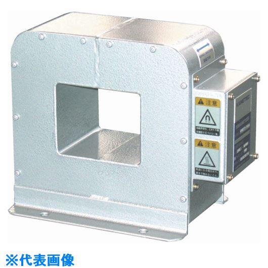 ■カネテック トンネル形脱磁器  〔品番:KMDT-25A〕[TR-8380006]【大型・重量物・個人宅配送不可】