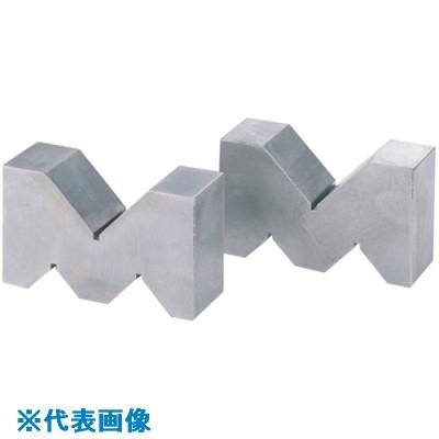 ■ニューストロング M型ブロック(ヤゲン台Aタイプ) 32×50〔品番:MVB-126-A01〕[TR-8381620]