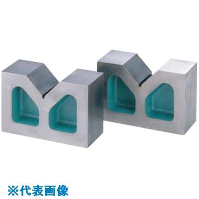 ■ニューストロング M型ブロック(ヤゲン台Bタイプ) 65×100〔品番:MVB-127-A03〕[TR-8381640]