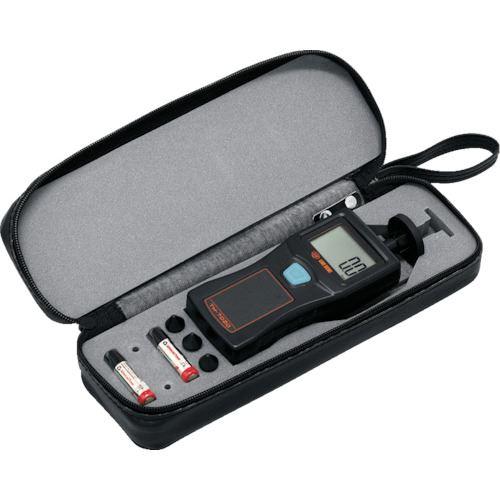 接触式ハンドタコメーター〔品番:TM-7020K〕[TR-8383315][送料別途見積り][法人・事業所限定][掲外取寄] ■ライン精機