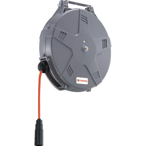■TRIENS エアーホースリール 内径6.5mm×15m〔品番:SHR-15Z〕[TR-8387264]