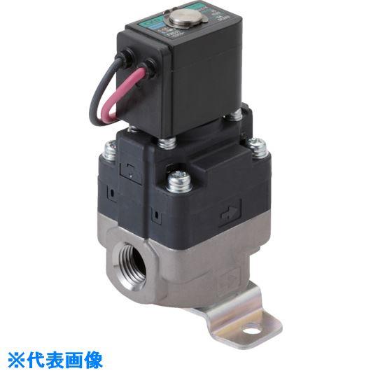 ■CKD 水用小形パイロット式電磁弁〔品番:FWD11-25A-02CS-AC100V〕[TR-8388029]