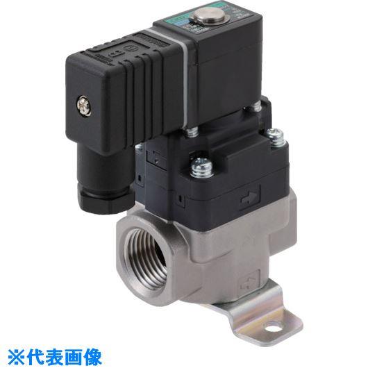 ■CKD 水用小形パイロット式電磁弁〔品番:FWD11-25A-02G-AC100V〕[TR-8388032]