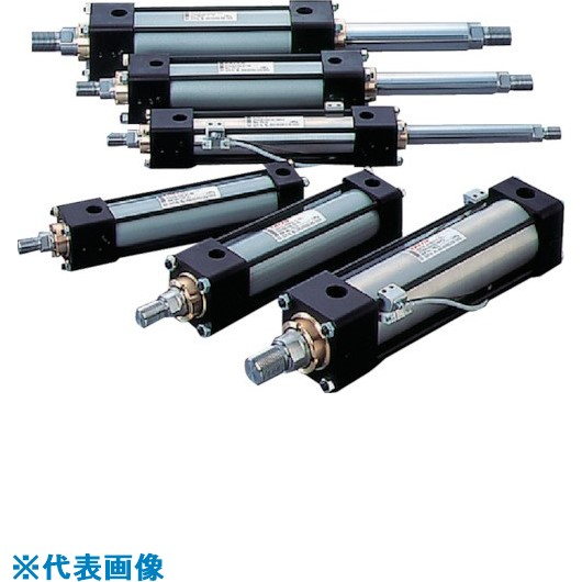 高品質の激安 ?TAIYO 油圧シリンダ 〔品番:100H-2R2TC40BB400-ABAH2-K〕[TR-8392207]:ファーストFACTORY  -DIY・工具