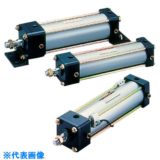 ■TAIYO 空気圧シリンダ〔品番:10A-2TC80B200-T〕[TR-8395648]【送料別途お見積り】