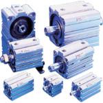 ■TAIYO 薄形空気圧シリンダ  〔品番:10S-6RSD32N80-KC2〕[TR-8396462]
