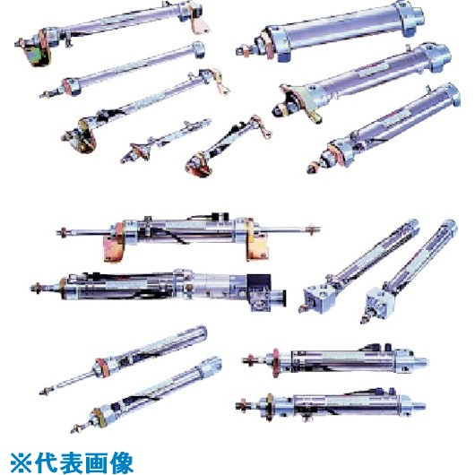 ■TAIYO 空気圧シリンダ〔品番:10Z-3SK40N150-AH2〕[TR-8402940]