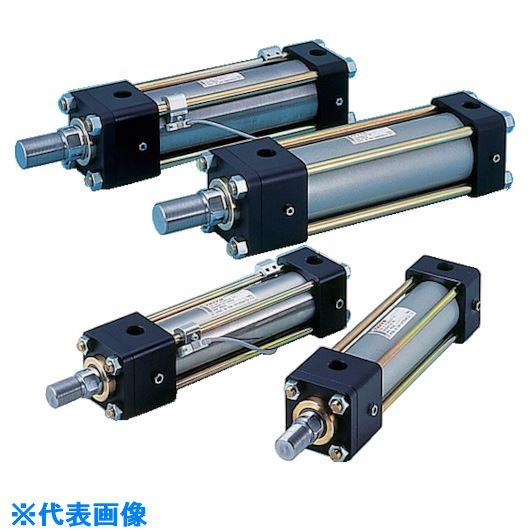 ■TAIYO 高性能油圧シリンダ〔品番:70H-82LB80BB100-AB-L〕[TR-8455161]