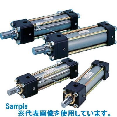 ■TAIYO 高性能油圧シリンダ〔品番:70H-8R2FZ40BB350-ABAH2-L〕[TR-8476855]