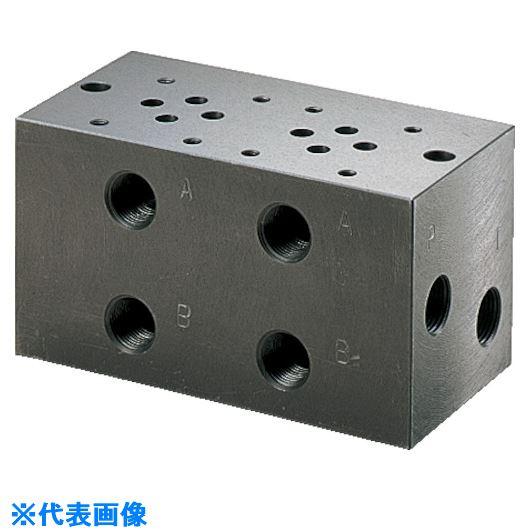 【楽天ランキング1位】 ?ダイキン マニホールドブロック 配管接続口径RC3/8  〔品番:BT-602-50〕[TR-8481178]:ファーストFACTORY -DIY・工具