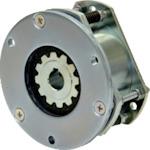 ■小倉クラッチ MNB型乾式無励磁作動ブレーキ(24V)〔品番:MNB0.2G〕[TR-8484975]