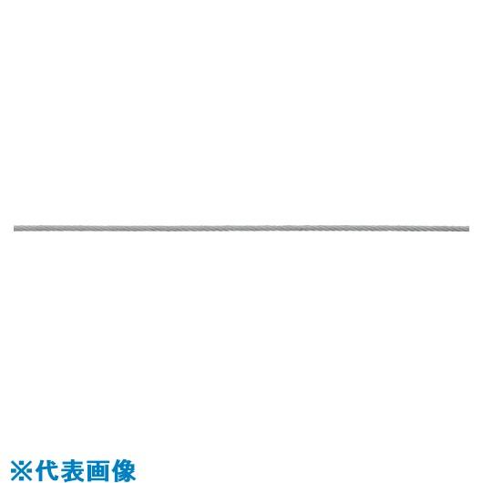 ■ニッサチェイン ステンレスワイヤー2.5MM×100M 100m入 〔品番:R-SY2025〕取寄[TR-8490446×100]