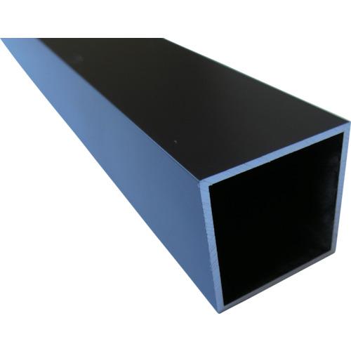 ■アルインコ アルミ角パイプ 50X50X2.0ブラック 4M  〔品番:FB115K〕[TR-8494452]【大型・重量物・個人宅配送不可】