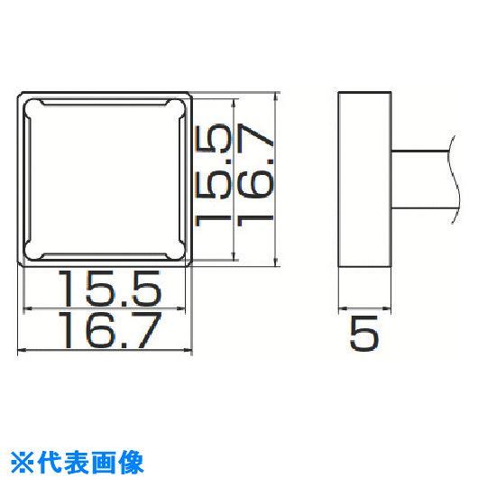 ■白光 こて先 クワッド 15.5mmX15.5mm〔品番:T12-1207〕[TR-8498192]