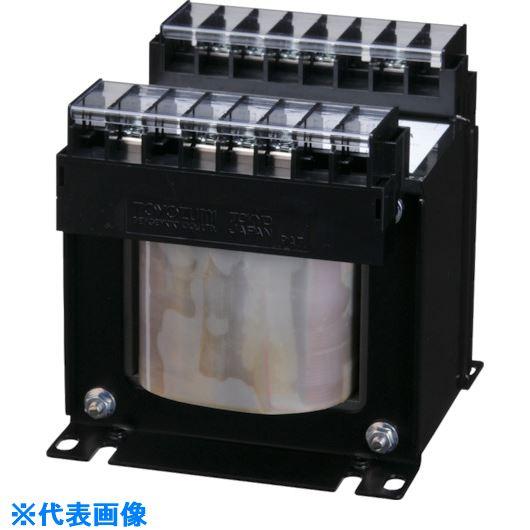 ■豊澄電源 SD21シリーズ 200V対100Vの絶縁トランス 5KVA〔品番:SD21-05KB〕[TR-8500584]【個人宅配送不可】