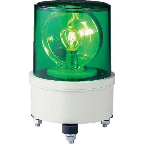 ■シュナイダー AM型電球回転灯 緑〔品番:AM-24〕[TR-8500680]