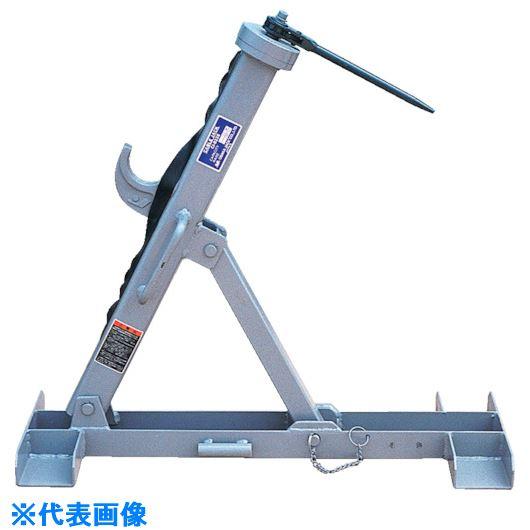 ■OJ ケーブルジャッキ6T  〔品番:CJ-0645〕[TR-8502179]【大型・重量物・送料別途お見積り】