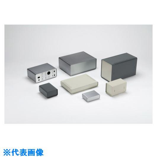 ■タカチ アルミサッシケース W320×H80×D240 ブロンズアルマイト〔品番:UC32-8-24DD〕[TR-8503571]【個人宅配送不可】