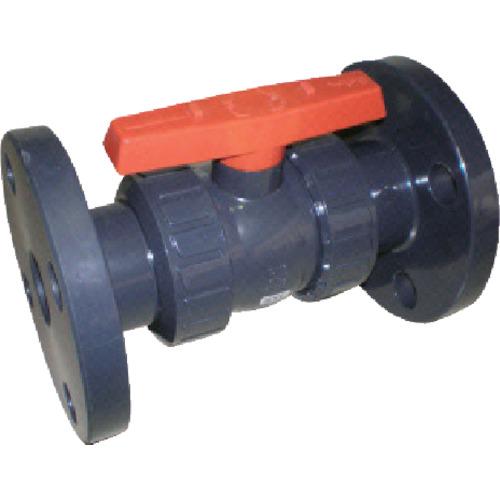 ■エスロン ボールバルブ F式 本体PVC OリングEPDM 32  〔品番:BV32FX〕[TR-8505813]