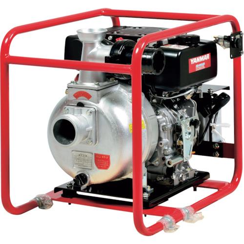 ■スーパー工業 自吸式エンジンポンプ ND-80DEN2(ディーゼルエンジン)  〔品番:ND-80DEN2〕[TR-8509527]【大型・重量物・個人宅配送不可】