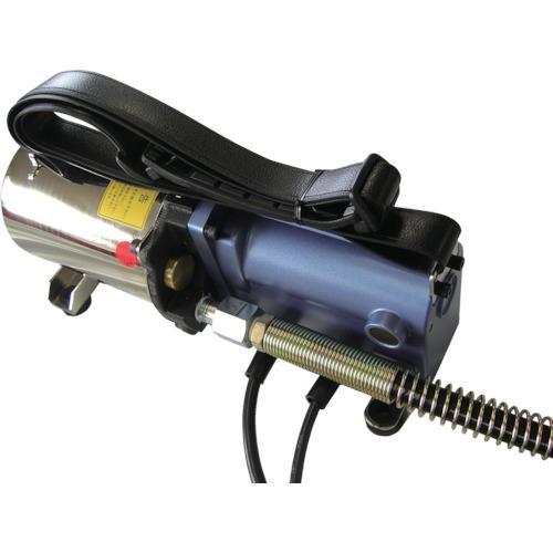 ■西田 電動油圧ポンプホース2M付  〔品番:NC-E700C〕外直送元[TR-8509557]【個人宅配送不可】