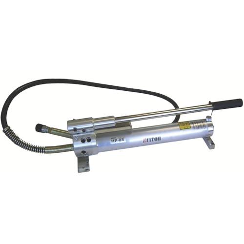 ■西田 手動油圧ポンプホース2M付  〔品番:NC-H700〕外直送元[TR-8509558]【個人宅配送不可】