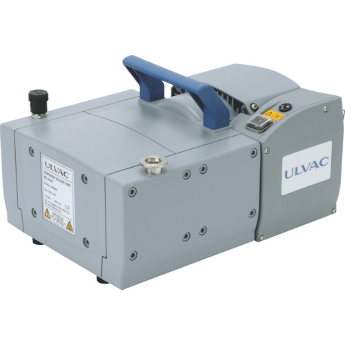 ■ULVAC 単相100-230V ダイアフラム型ドライ真空ポンプ  〔品番:MD4UNT〕[TR-8509627]