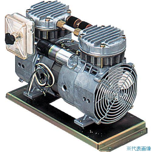 信頼   〔品番:MP-80-C-1〕[TR-8509633]【個人宅配送】:ファーストFACTORY ?ミツミ 無給油式ピストンコンプレッサー 単相100V-DIY・工具
