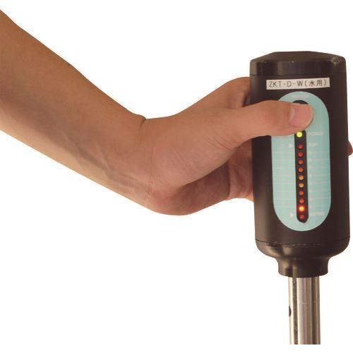 ■アクアシステム 水用ペール缶用液面計 (電池式)〔品番:ZKT-P-W〕[TR-8509824]