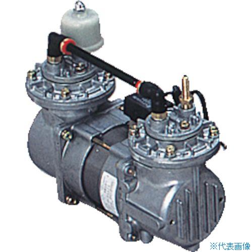 ■ミツミ 無給油式ダイヤフラムポンプ 単相200V  〔品番:MF-10-2〕外直送[TR-8510026]