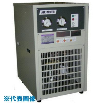 ■日本精器 冷凍式エアドライヤ50HP〔品番:NH-80155B〕[TR-8510507]【個人宅不可 運賃別途お見積り】