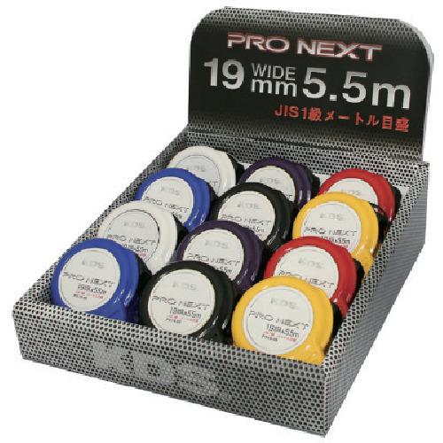 ■KDS プロネクスト19巾5.5M 24個入 〔品番:PX19-55〕[TR-8511151×24]