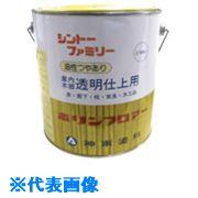 ■シントー ポリンフロアー 0.7L《6缶入》〔品番:3401-0.7〕[TR-8511986]