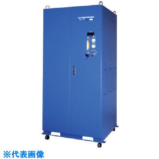 ■フクハラ 窒素ガス発生装置〔品番:N2M2-83〕[TR-8513545]【個人宅配送不可】